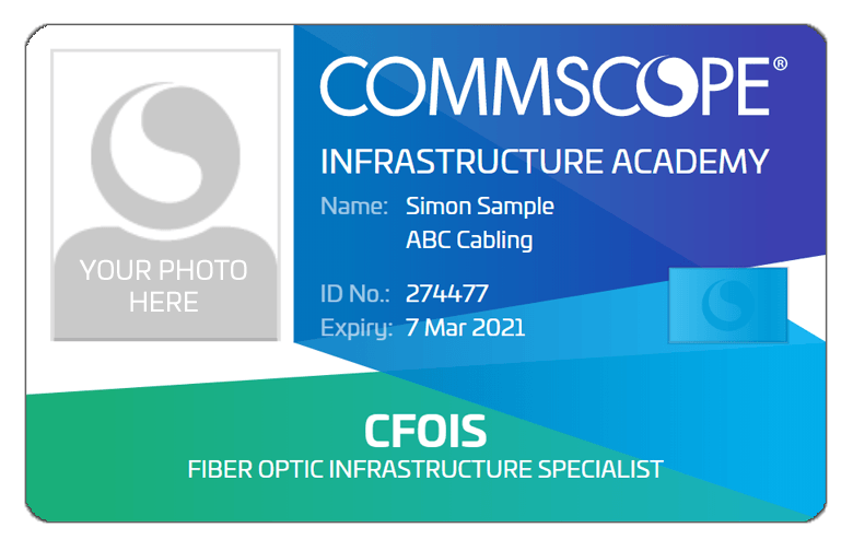 Fiber Optic Infrastructure Specialist Sp4420 Commscope